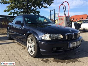 BMW 330 2001 3.0 231 KM
