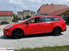 Ford Focus 2012 1.6 90 KM