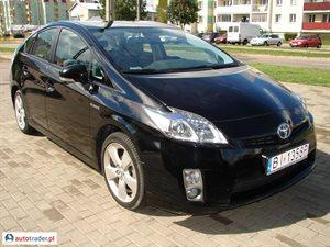 Toyota Prius 1.8 2010 r. - zobacz ofertę