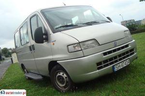 Fiat Ducato 2.8 2001r. - zobacz ofertę