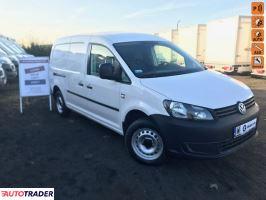 Volkswagen Caddy - zobacz ofertę