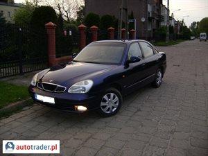 Daewoo Nubira 1.6 1999 r. - zobacz ofertę