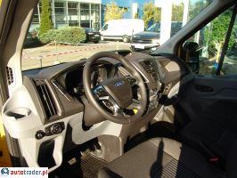 Ford Transit 2015 2.2
