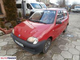 Fiat Seicento - zobacz ofertę