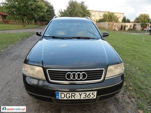 Audi A6 1998 2.5 150 KM
