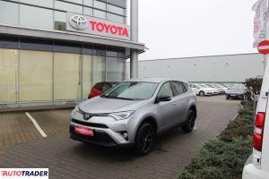 Toyota RAV 4 2017 2.0 152 KM