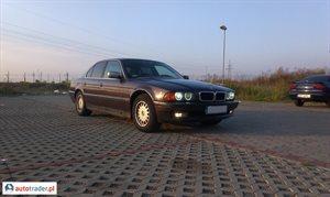BMW 740 4.0 1995 r. - zobacz ofertę