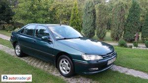 Peugeot 406 2.1 1996 r. - zobacz ofertę