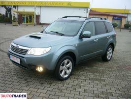 Subaru Forester - zobacz ofertę