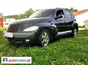 Chrysler PT Cruiser 2.0 2001 r. - zobacz ofertę