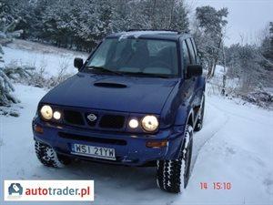 Nissan Terrano 2.7 1998 r. - zobacz ofertę