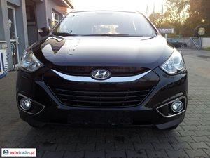 Hyundai ix35 2.0 2013 r. - zobacz ofertę