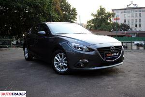 Mazda 3 2016 2 165 KM