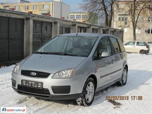 Ford Focus C-Max 1.6 2004 r. - zobacz ofertę