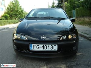 Opel Tigra 1.6 1997 r. - zobacz ofertę