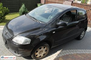 Volkswagen Fox 1.4 2006 r. - zobacz ofertę