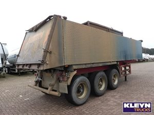 ATM DREDGING TIPPER ISOLATED 1995 r.