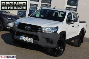 Toyota Hilux - zobacz ofertę