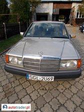 Mercedes W-201 (190) 2.0 1992 r. - zobacz ofertę