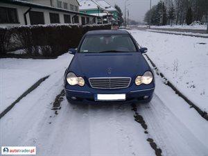 Mercedes 200, 2000r. - zobacz ofertę