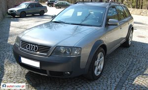 Audi Allroad, 2001r. - zobacz ofertę