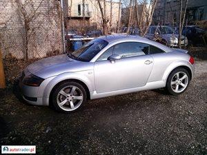 Audi TT 1.8 1999 r. - zobacz ofertę