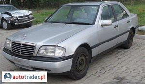 Mercedes 180 1.8 1994 r. - zobacz ofertę