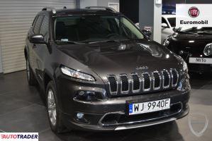Jeep Cherokee 2017 2.2 200 KM