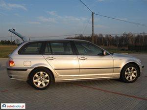 BMW 320 2.0 2004 r. - zobacz ofertę