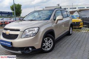 Chevrolet Orlando - zobacz ofertę