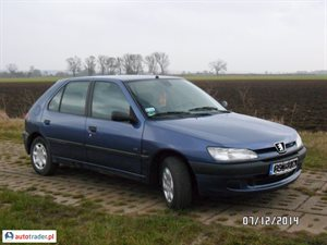 Peugeot 306 1997 1.4 75 KM