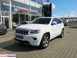 Jeep Grand Cherokee 2015 3.0 250 KM