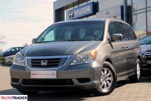 Honda Odyssey - zobacz ofertę