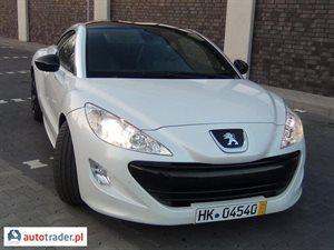 Peugeot RCZ 1.6 2011 r. - zobacz ofertę