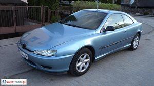Peugeot 406 2.0 1999 r. - zobacz ofertę
