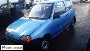 Fiat Seicento 1999 0.9 30 KM