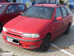 Fiat Palio 1.6 1998 r. - zobacz ofertę