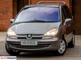 Peugeot 807 2008 2 140 KM