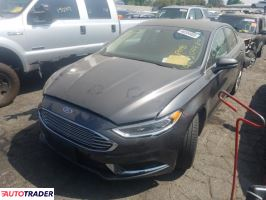 Ford Fusion 2018 1