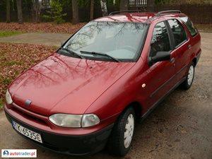 Fiat Palio 1.2 2001 r. - zobacz ofertę