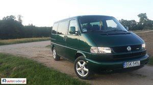 Volkswagen Caravelle 2.5 2000 r. - zobacz ofertę