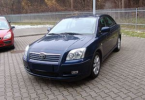 Toyota Avensis 1,8 sedan 1.8 2004 r. - zobacz ofertę