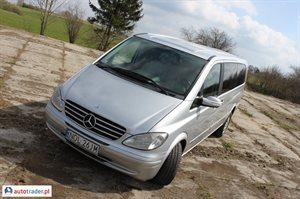 Mercedes Viano 2005 2.2 150 KM