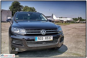 Volkswagen Touareg 2013 3 245 KM