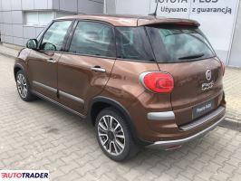 Fiat 500 2018 1.4 95 KM