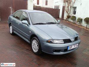Mitsubishi Carisma 1.8 2004 r. - zobacz ofertę