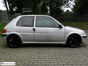 Peugeot 106 1.6 2001 r. - zobacz ofertę