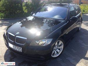 BMW 325 3.0 2007 r. - zobacz ofertę