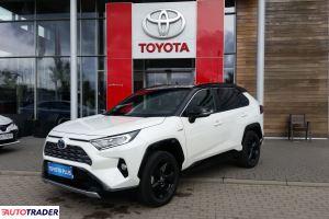 Toyota RAV 4 2020 2.5 218 KM