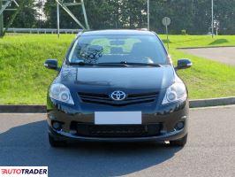 Toyota Auris 2013 1.3 97 KM